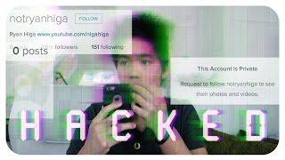 I got Hacked!