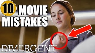 10 Mistakes of DIVERGENT You Didn