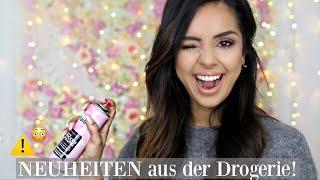 Drogerie Neuheiten und Favoriten ! I Drogerie Haul Winter 2017 I tamtambeauty