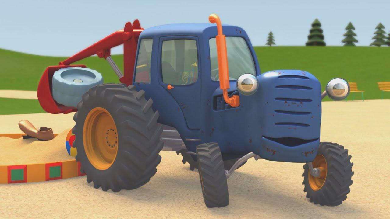 Смотреть ролики с большими тракторами бесплатно 21 фотография