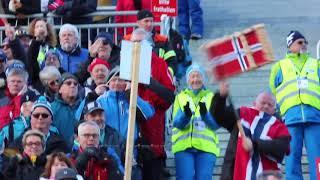 Eindrücke vom Einzel der Herren beim Biathlon-Weltcup in Ruhpolding