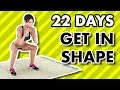 """The """"22 Day"""" Workout To Get In...mp3"""