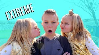 KISS ME Candy Challenge! Extreme Edition