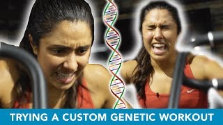 I Got A Custom Genetic Workout & Diet Plan Based On My DNA