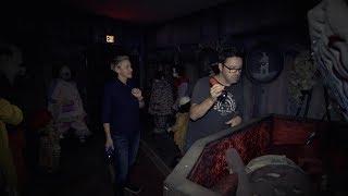 Ellen & Andy Visit the