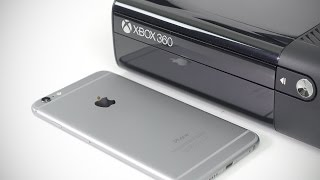 Can an iPhone Match the Xbox 360?
