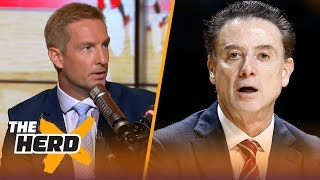 Joel Klatt explains why corruption is so prevalent in college basketball | THE HERD
