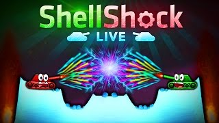 WER WIRD DIE RUNDE GEWINNEN!?   Shellshock Live - Witzige Momente (Funny Moments German)