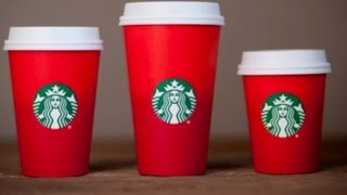 Donald Trump Calls for Boycott of Starbucks Over Christmas Cups