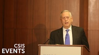 Gen. James Mattis: The Middle East at an Inflection Point