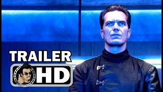 FAHRENHEIT 451 Official Teaser Trailer (2018) Michael B. Jordan HBO Sci-Fi Series HD