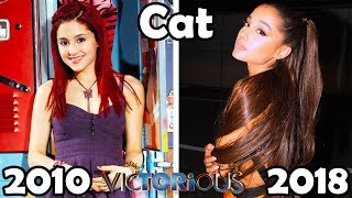 Victorious Before and After 2018 (Then and Now)