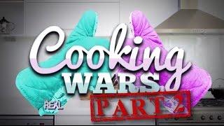 Cooking Wars 2: Tamera vs. Adrienne
