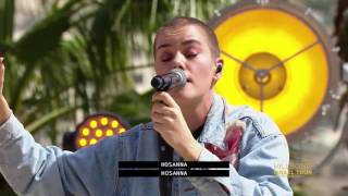Hosanna- The Hillsong Israel Tour from the Steps on the Temple Mount