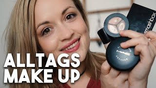 GET READY WITH ME I NORMALES TAGES MAKEUP IMellis Blog