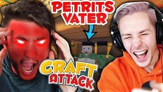 Wir ENTFÜHREN Petrits VATER! | Craft Attack 5