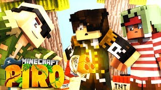 TNT ANGRIFF?! - Minecraft PIRO! #09 | ungespielt