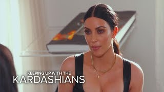 "KUWTK | Kim Kardashian West: Caitlyn Is ""So Angry at Kris"" in New Book 