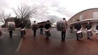 360: Inauguration Military Marching Band Inauguration Rehearsal (C-SPAN)