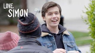 Love, Simon   Casting Nick Robinson as Simon   20th Century FOX