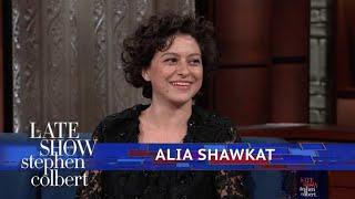 Alia Shawkat Shares Old