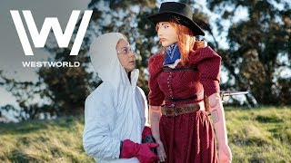 I built a Westworld robot and it