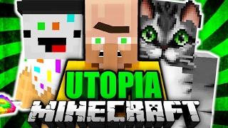 Minecraft UTOPIA MISSION?!