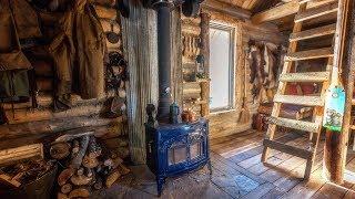 Cabin Life Below Zero: Winter Camping and Ice Fishing