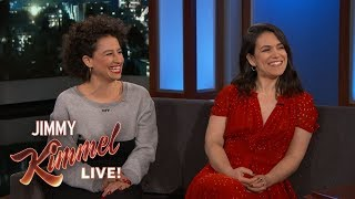 Abbi Jacobson & Ilana Glazer on Broad City Coming to an End
