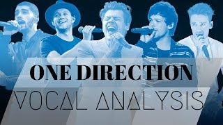One Direction - Vocal Analysis