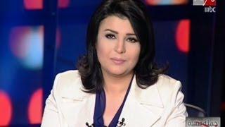 منى الشاذلي تغالب دموعها : أحمد زويل مريض بمرض خطير #جملة_مفيدة