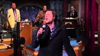 Jim Carrey Singing Take on me by A-ha