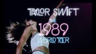 Taylor Swift - 1989 World Tour (Best Vocals) Part 1