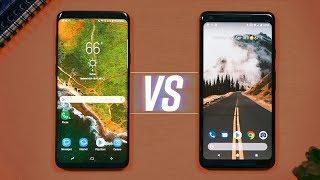 Galaxy S9+ vs Pixel 2 XL: Make the Right Choice