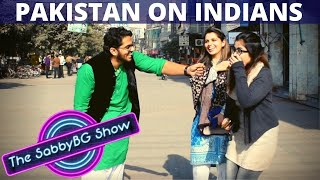 What PAKISTANI people know about INDIA - THE QUIZ | Pakistan on India