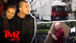 Janet Jackson: Husband Moves Out!   TMZ TV