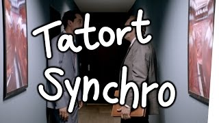 Tatort Synchro - Blind Tatort Date