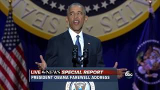 FULL: President Barack Obama