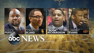 10 arrested in college basketball corruption scandal