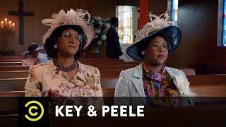 Key & Peele - Georgina and Esther and Satan - Uncensored
