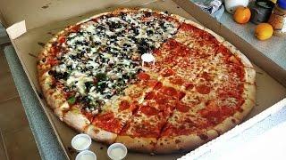 """Matt Stonie vs The 26"""" Pizza"""