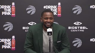 Miles on Raptors: I've seen this team become special over the years