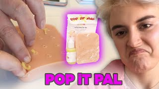 We Tried That Pimple Popping Toy