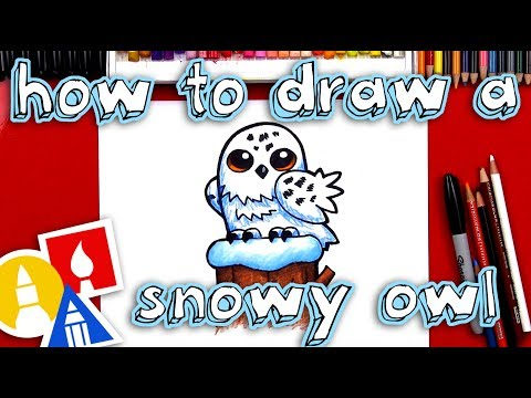 Learn To Draw Harry Potter Characters Hedwig Fun2draw Art Lessons