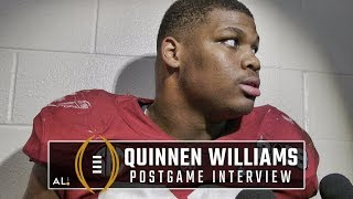 Quinnen Williams after Alabama