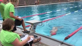 Erstes 10-Stunden-Schwimmen in Passau