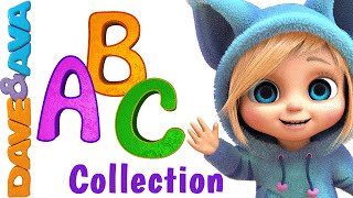 ABC Song   Nursery Rhymes Collection   YouTube Nursery Rhymes from Dave and Ava