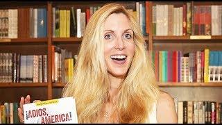 Ann Coulter Talks Harvey Weinstein Scandal, Bob Corker