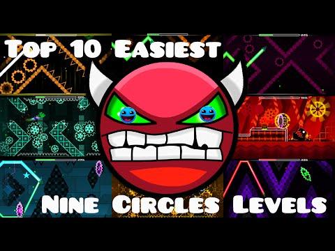 Как сделать демон уровень в геометрии даш