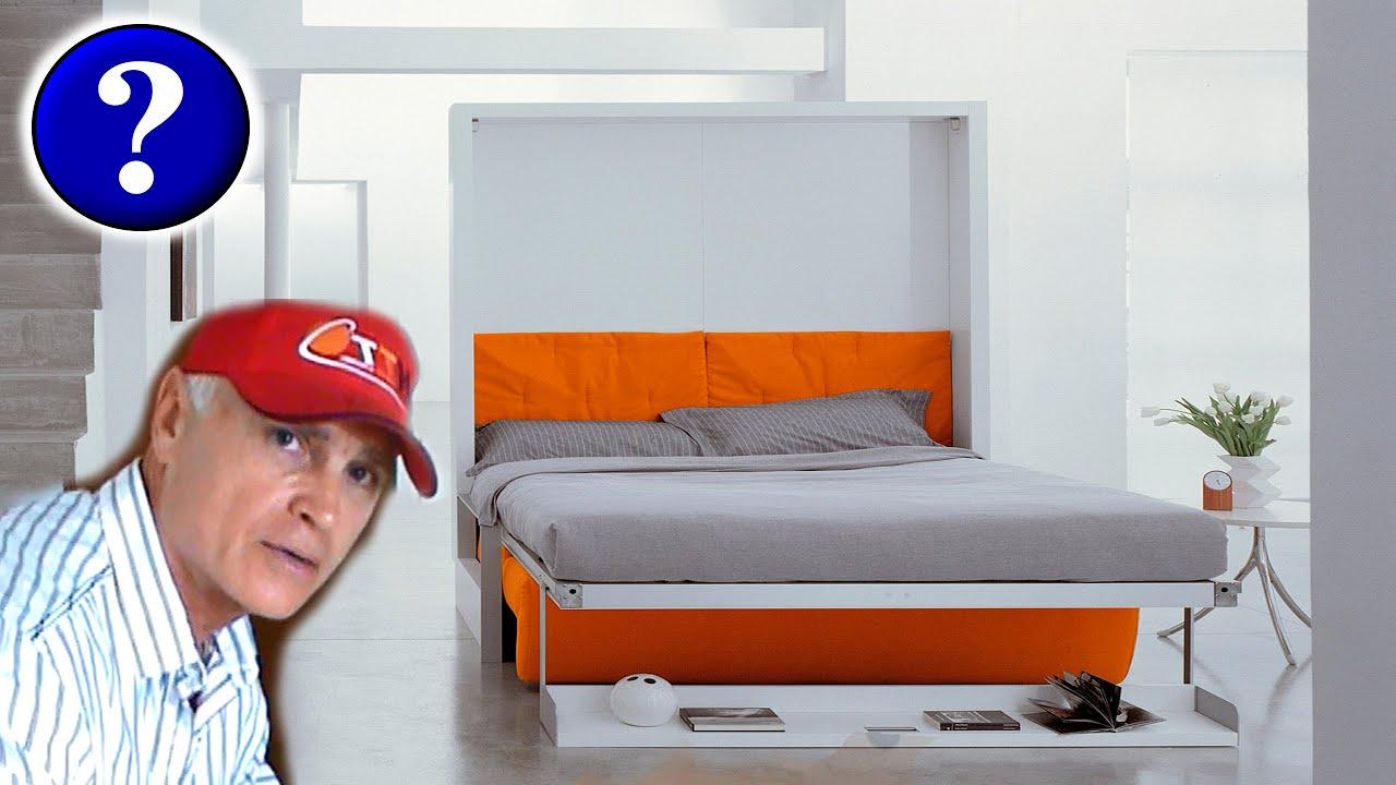Как сделать кровать подъемную